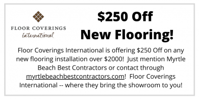 Floor Coverings International Coupon