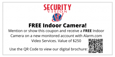Security Vision Coupon